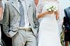 特写新娘和新郎 | 免版税照片