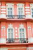 旧建筑外墙 | 免版税照片