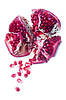 Pieces of pomegranate | Stock Foto