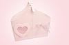 粉红袋 | 免版税照片