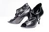 Black female shoes | Stock Foto