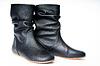 老式女靴 | 免版税照片