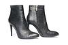 黑人女靴 | 免版税照片