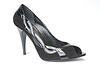 Suede female shoe | Stock Foto
