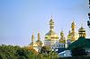 金色的教堂圆顶 | 免版税照片