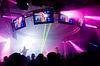 人们在音乐会 | 免版税照片