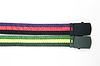Two colorful belts | 免版税照片