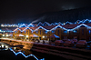 Winter resort | 免版税照片