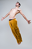 Young dancer jumping | Stock Foto