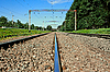 Railroad | Stock Foto