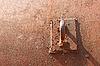 Rusty metal object | Stock Foto