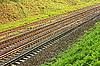 铁路线 | 免版税照片