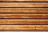 ID 3347999 | Old parallel wooden logs | High resolution stock photo | CLIPARTO