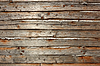 ID 3348061 | Parallel wooden logs with heat insulation material | High resolution stock photo | CLIPARTO