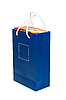 ID 3039108 | Schekel-Banknoten in einer blauen Tüte | Foto mit hoher Auflösung | CLIPARTO