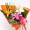 ID 3039337 | Bukiet z lilii | Foto stockowe wysokiej rozdzielczości | KLIPARTO