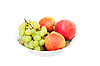 Photo 300 DPI: Fruits on plate