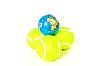 ID 3095539 | Piłki tenisowe i kula ziemska | Foto stockowe wysokiej rozdzielczości | KLIPARTO