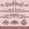 ID 3064247 | Horizontale Ornamente | Stock Vektorgrafik | CLIPARTO
