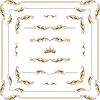 Vector clipart: decorative frame