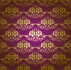 Vector clipart: damask seamless floral pattern