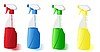 Vector clipart: Spray Bottles