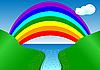 Vector clipart: Rainbow