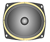 Vector clipart: Speaker