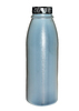 Photo 300 DPI: Grey plastic bottle