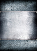 Metal plate steel background | Stock Foto