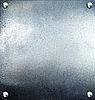 Photo 300 DPI: Metal plate steel background