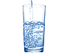 Фото 300 DPI: Всплеск воды в стакане