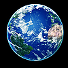 Earth Globe | Stock Foto