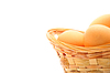 ID 3061763 | Basket with eggs | High resolution stock photo | CLIPARTO