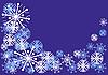 Vector clipart: Christmas motive