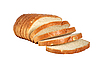 White bread | Stock Foto