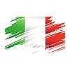 Flag of Italy | Stock Vector Graphics