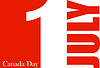 Vector clipart: Canada Day