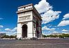 凯旋门 | 免版税照片
