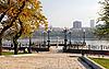가을 공원 | Stock Foto
