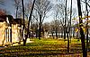 Autumn Park   Stock Foto