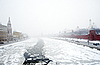 ID 3039814 | Moscow River in winter | High resolution stock photo | CLIPARTO