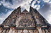 St. Vitus Cathedral | Stock Foto