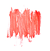Red Color Paint Texture  | Stock Foto