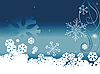 Vector clipart: winter soft background