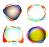 Vector clipart: abstract bubbles