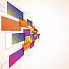 Vector clipart: futuristic background