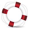Векторный клипарт: спасательный круг