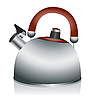 Vector clipart: Tea kettle