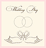 Wedding card | Stock Vector Graphics